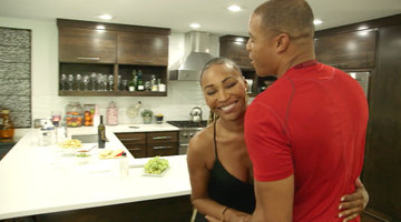 Did Cynthia Bailey and Mike Hill Hook Up on the Kitchen Counter?