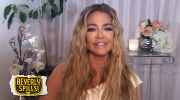 Denise Richards on Kyle Richards' 'Ragamuffin' Comment