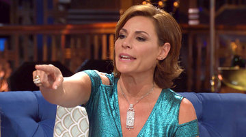Did Luann Learn Her Pirate Lesson?