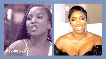 "Porsha Williams Says There Are Two Sides to LaToya Ali: a ""Fun Shade"" Side and a ""Playground Childishness"" Side"