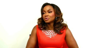 Phaedra Parks Opens Up About Life as a Single Parent