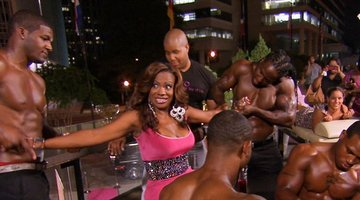 Half-Naked Men, a Decision, and NeNe Storms Off