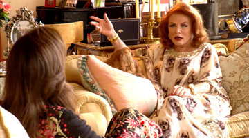 Who Is Patricia's Fabulous Friend Georgette Mosbacher?