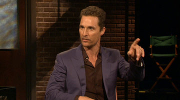 Matthew McConaughey - Being Selfish