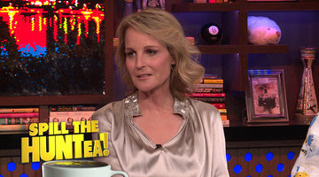 Helen Hunt Spills the HunTea