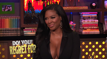 What Shady Moments Does Kenya Moore Regret?
