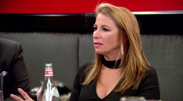 Jill Zarin Thinks Ramona's Unhappy