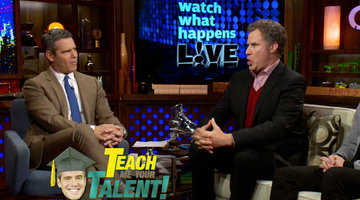 Teach Me Your Talent: Will Ferrell