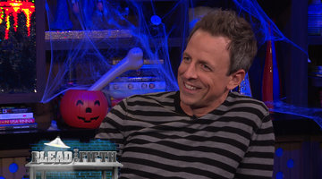 Seth Meyers Pleads the Fifth, Again!