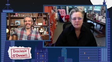 Rosie O'Donnell on Why Leif Garrett Was Banned from Her Show