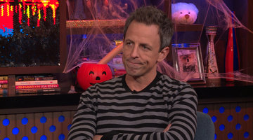 Which SNL Cast Member Does Seth Meyers Miss Most?