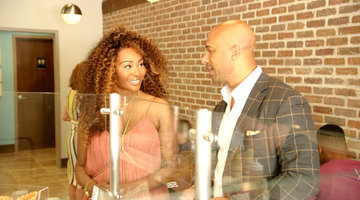 Things Are Heating up Between Cynthia Bailey and Her New Man