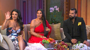 Have Any of the Shahs Been in Touch with Lilly Ghalichi?