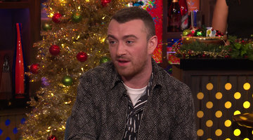Sam Smith's Awkward Bow to Prince Harry