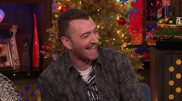 Sam Smith's Naughty Housewives Tagline