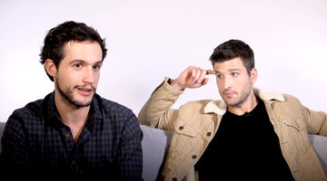 Rob Heaps and Parker Young Give a Sneak Peek of Imposters