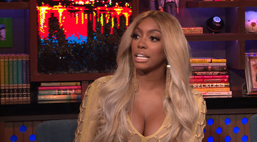 Porsha Thinks NeNe was 'Vicious' on #WWHL
