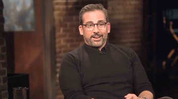 Steve Carell on Identifying with Larry From The Three Stooges