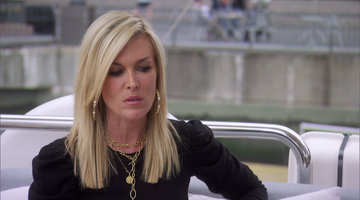 The Ladies Have Questions About Tinsley Mortimer's Relationship