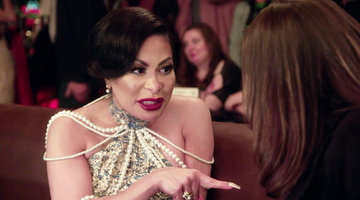 "The RHOSLC 'Wives Rally Around Mary Cosby When Jen Shah Yells That Mary ""F-ed Her Grandfather"""