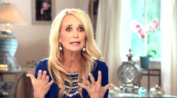 What Does Kim Richards Love?