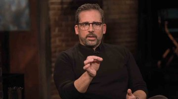 Steve Carell Discusses Being a Student of Steve Martin's Comedy