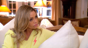 "Lisa Rinna to Denise Richards: ""You're So Angry"""