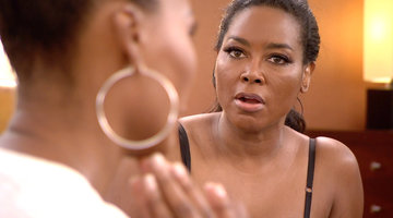 Is Matt Jordan Threatening Kenya Moore?