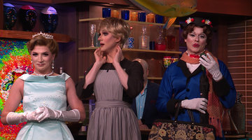 The Dame Julie Andrews Drag Pageant