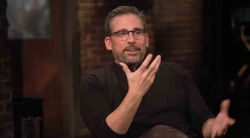 "Steve Carell on Stephen Colbert: ""He's The Best"""
