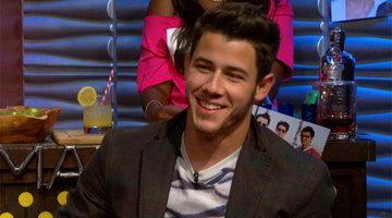 Why Nick Jonas Loves Older Women