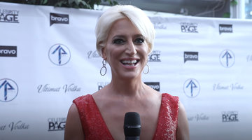 Dorinda Medley Shows Off Her Aerobics Moves
