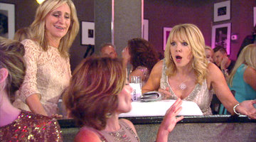 A Sing Off: Ramona's Peeved at LuAnn