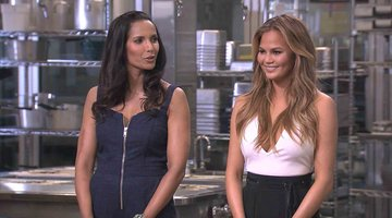 A Top Chef Date With Chrissy Teigen