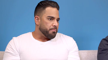 "Mike Shouhed Reacts to Golnesa ""GG"" Gharachedaghi's Divorce"