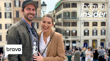 Stassi Schroeder and Beau Clark Go Wedding Venue Shopping in...Rome!