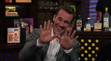 After Show: James Van Der Beek's Celebrity Crush