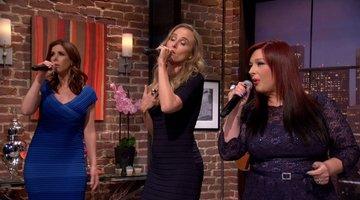 Performing Live It's Wilson Phillips!