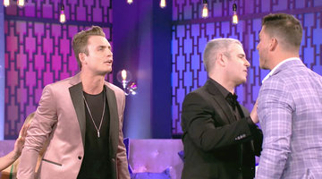 Jax Taylor Faces Off With James Kennedy at the Vanderpump Rules Reunion