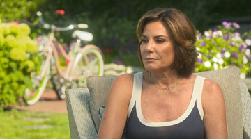 Luann Defends Defending Tom