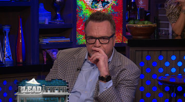 Will Tom Arnold Plead the Fifth?