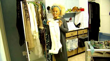 Shop the Look: Kim Fields' Closet Tour