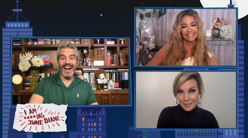 After Show: How are Things Between Denise Richards & Lisa Rinna?