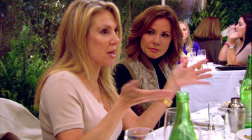 Is Ramona Attempting to Embarrass Bethenny?