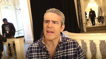 Andy Cohen's Message to the 'Wives Before the Reunion