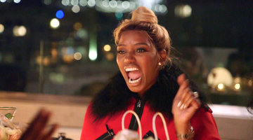 NeNe Leakes Loses It on Porsha Williams
