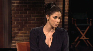 Sarah Silverman Opens Up About her Depression