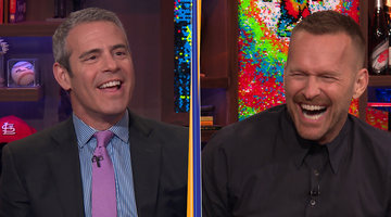 After Show: Bob Harper Tells Andy Cohen Why He Couldn't Date Him