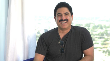 Reza Farahan on Adam's Reaction to His Weight Loss