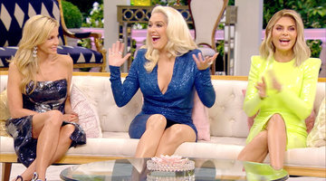 Here's Your First Look at the Shocking Real Housewives of Beverly Hills Season 9 Reunion